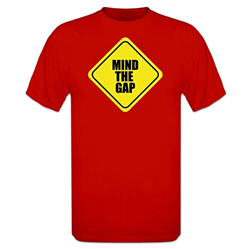camiseta-mind-the-gap-warning-by-shirtcity
