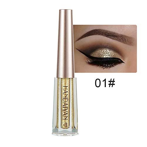 Maquillaje cosmético Yesmile ❤️ Color metalizado
