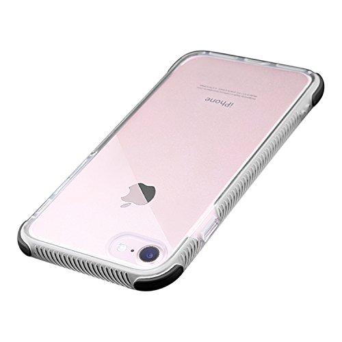UNIYA Schutzhülle für iPhone 6 Plus, schlankes Design, TPU, TPU, TPE, ultradünn 18 * 8 * 0.5 schwarz (Entsperrt Iphone 6 Grau)