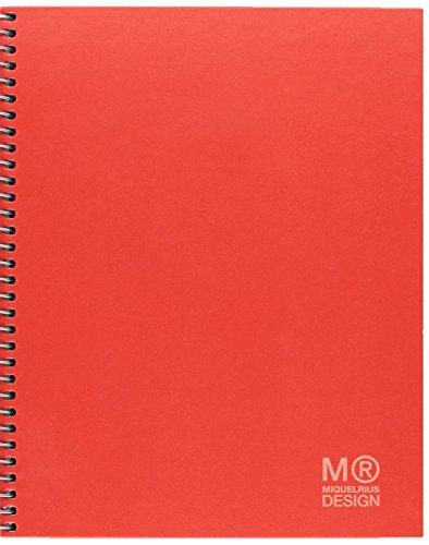miquelrius-2451-taccuino-a5-quadretti-corallo-nordic-colours