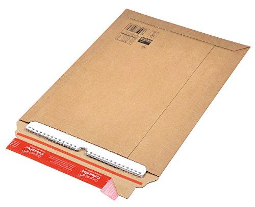 colompac-lot-de-20-pochette-dexpedition-en-carton-ondule-marron-b4-29x40xh5-cm