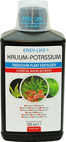 Easy Life KA1002 Kalium Wasseraufbereitung, 500 ml