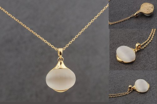 quality-moonstone-necklace-gold-chain-155-chain-with-extention-