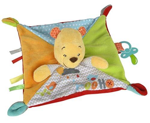 Disney-Kuscheltier Disney Winnie the Pooh flach orange Regen Attache Sauger Vogel Wonderland-8356