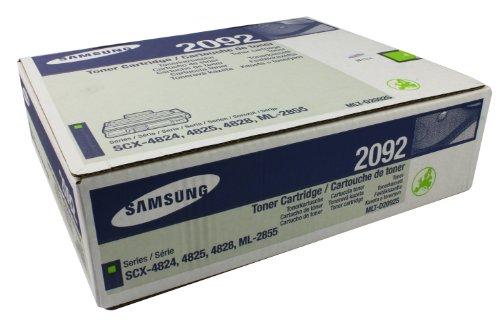 Preisvergleich Produktbild Samsung MLT-D2092S/ELS Original Toner (inkl. Trommel, Kompatibel mit: ML-2855 SCX-4824/SCX-4825/SCX-4828 Series) schwarz
