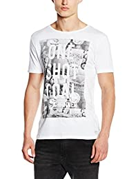 Tom Tailor Denim EM-Special Tee W.Photoprint, T-Shirt Homme