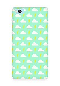 Amez designer printed 3d premium high quality back case cover for Xiaomi Mi5 (Rain Patten2)