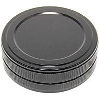 aluminio Tapa para filtros (37 mm) - almacenar cualquier número de filtros de 37 mm de manera segura