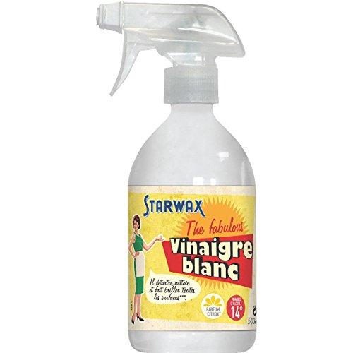 Producto al limón - Concentración en vinagre de alcohol (14%)- Vinagre blanco-500ml.-Al limón -Producto de limpieza que desincrusta, desengrasa, perfuma y desinfecta - Usar en combinación con agua - Recomendaciones: Mantener fuera del alcance...