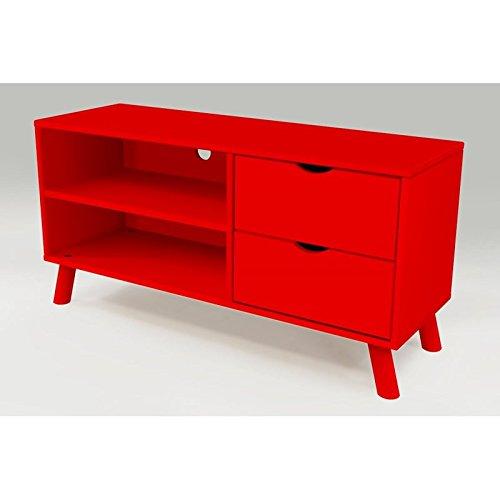 Tv Möbel Rot - Design