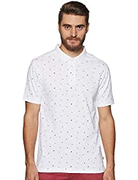 Levi's Men's Printed Regular Fit Polo