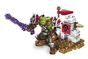 Megabloks - 91003U - Jeu de Construction - World Of Warcraft - Ragerock