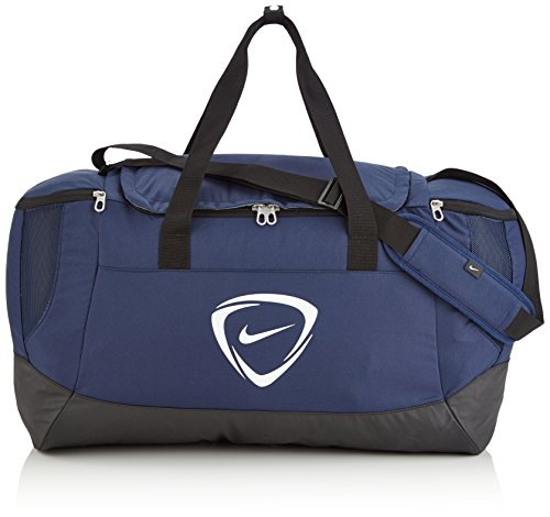 Nike Tasche Club Team Duffel Midnight Navy/Black/(White)