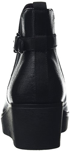 Tamaris 25426, Botines Para Mujer Negro (negro 001)
