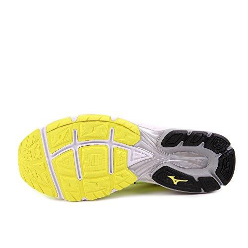 Mizuno Wave Aero 16 Yellow Yellow Black Yellow