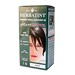 Herbatint Hr Color 1n Black