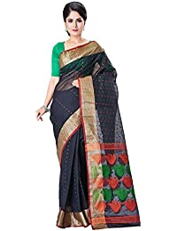 Slice Of Bengal Light Weight Broad Border Cotton Taant Tangail Saree101001001200