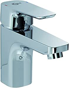 Ideal Standard B0751AA Kheops Mitigeur lavabo grande vidage Métal C2 Chrome