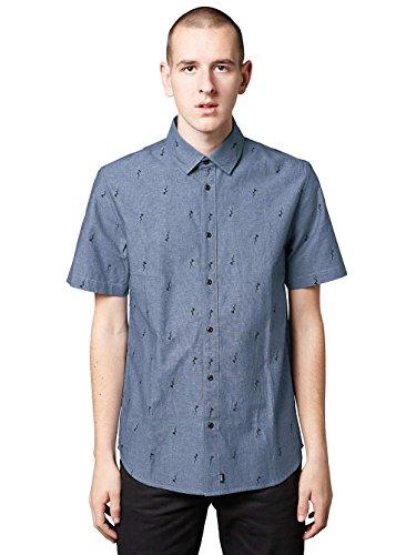 Altamont Herren Hemd kurz Warren Shirt -