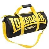 Best bolsa de gimnasio - Lonsdale–bolsa de gimnasio y fitness, color negro, talla Review