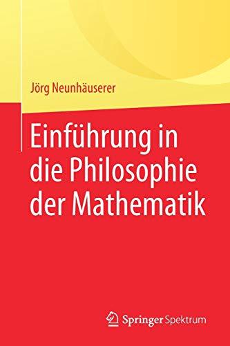 Einführung in die Philosophie der Mathematik