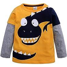 Conjunto Otoño Camiseta Manga Larga ec160ffa464