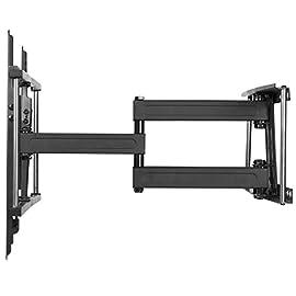 """50 KG Max, VESA, per schermi da 17 fino a 42/"""", kit di montaggio incluso Staffa a soffitto supporto universale TV LED LCD monitor"""