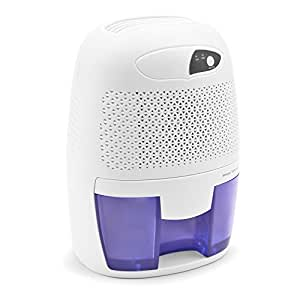 hysure mini luftentfeuchter elektrischer 500ml wassertank. Black Bedroom Furniture Sets. Home Design Ideas