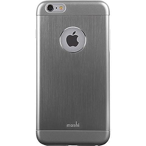 Moshi - 99MO080021 - iGlaze Armour - Coque de protection pour iPhone 6 Plus - Noir