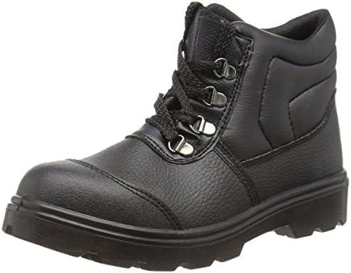 Toesavers 2417 - Calzado de Protección Unisex Adulto, Negro (Black), 37