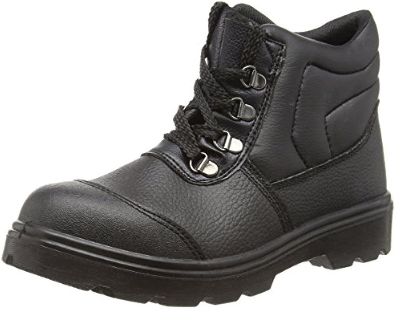 Toesavers 2417 - Calzado de Protección Unisex Adulto, Negro (Black), 39