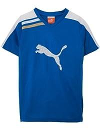 Amazon.es  camisetas futbol - Puma   Ropa deportiva   Niño  Ropa bd579ed9bdaee