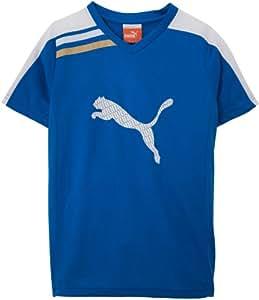 Puma Kinder Trainingsshirt Esito royal/weiß 116