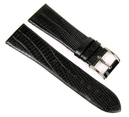 Festina Ersatzband Uhrenarmband Leder Band schwarz 23mm F16465/3 F16465/