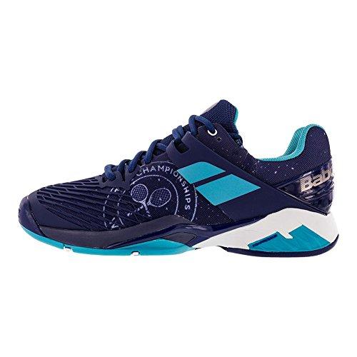 Babolat Men?S Propulse AC Wimbledon tennis scarpe 2017 Navy