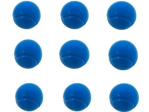 E-Deals - Pelotas Tenis Espuma Suave 70 mm, 9 Unidades