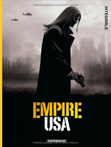 Empire USA - Intégrale complète (saison 1) - tome 1 - Empire USA - Intégrale complète (saison 1)