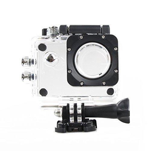 Action cam Unterwassergehäuse für ODRVM/Akaso/vtin/icefox/SJ4000/DBPOWER/Vemont/CAMKONG/Campark/Victure 4K /Crosstour/Apeman /Akaso ek7000 Action cam