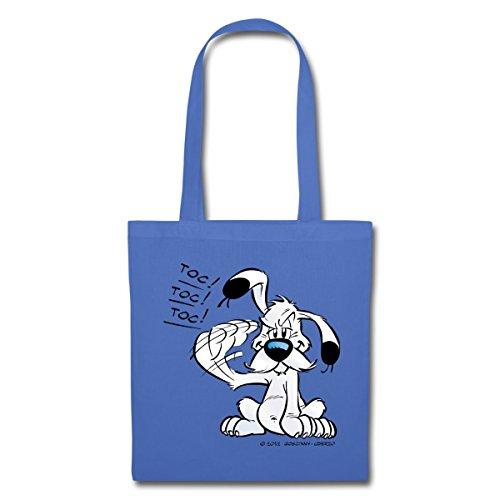 asterix-obelix-idefix-frappe-toc-toc-toc-tote-bag-de-spreadshirtr-bleu-pale