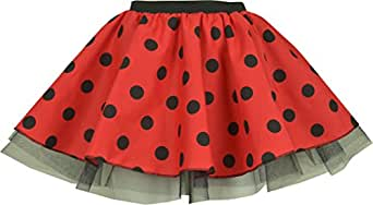 Gonna coccinella per adulto, lunghezza 30,5 cm Ladybird (With Netting) 18