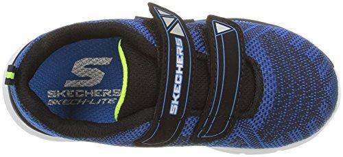 95052N SKECHERS marine bébé bleu chicots chaussures légères navy/Blue