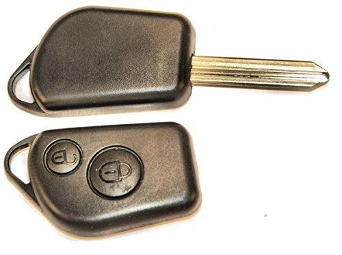 KLEMAX Coque de clé Adaptable pour Citroën Xsara 2 Boutons référence: PSA25