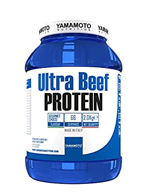 YAMAMOTO NUTRITION Ultra Beef PROTEIN 2000 grams Gourmet Choco by YAMAMOTO NUTRITION