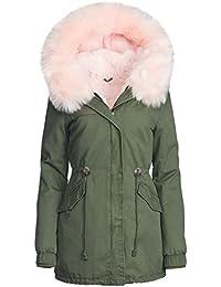 on sale 0f9aa d62aa Suchergebnis auf Amazon.de für: Jacken Mit Pelz - Damen ...