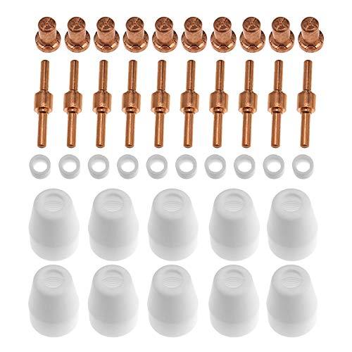 40 tlg. Zubehör Set für Plasmaschneider For PT-31/LGK-40/Torch CUT-40/50 0~40A
