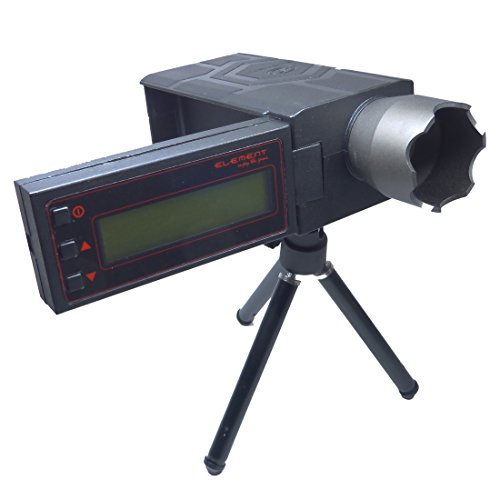 AIRSOFT ELEMENT E1000 CHRONOGRAPTH 0.2 0.25 0.3 CHRONO RPS POWER TRIPOD (Element Lcd)