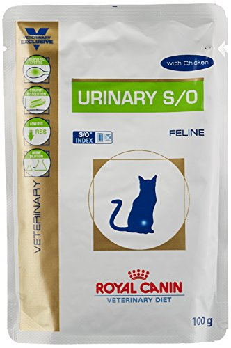 Royal Canin Urinary Katze Nassfutter Huhn (12 x 100g)