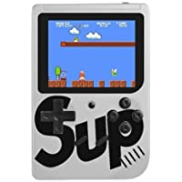 Praxan Sup Video Game with Long Battery Handheld Console Classic Retro Video Game Player/Colorful LCD Screen/USB…