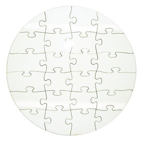 sublimation-mdf-hardwood-blank-circle-shape-jigsaw-puzzle-diameter-of-69mm