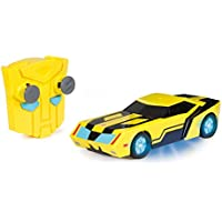 Smoby 213114000 - Majorette Transformers - Radio Commande- Echelle 1/24 - Bumblebee